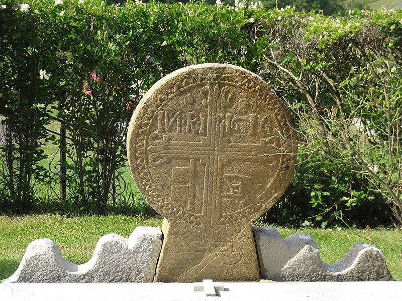 Arcangues_basque stele 49