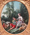 Are They Thinking about the Grape, 1747, by Francois Boucher - Art Institute of Chicago - DSC09463.JPG