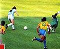 Argentina v brazil caniggia.jpg
