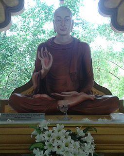Mahinda (Buddhist monk) Indian bhikkhu