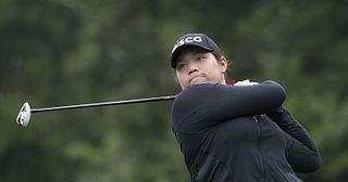 Ariya Jutanugarn professional golfer