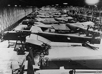 Armstrong Whitworth Whitley - Whitley Mk.V production, 1941