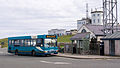 Arriva Wales 910 at Great Orme Summit (7876260266).jpg
