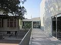 ArtMoor 2 June 2012 Library Exterior Courtyard Entrance.JPG