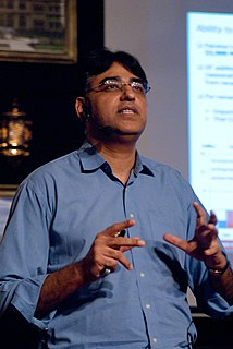 Asad Umar politician in Pakistan