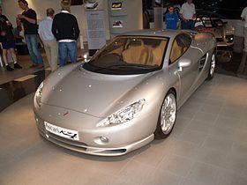 Ascari KZ1 - Wikipedia