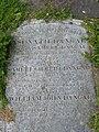 Asenath Dangar's gravestone, Stoke Damerel - geograph.org.uk - 887433.jpg