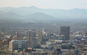 Asheville, the most exciting small city