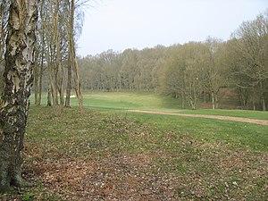 Ashridge Golf Club - Image: Ashridge Golf Course the fifth hole