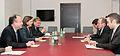 Assistant Secretary Victoria Nuland Meeting Georgian President Giorgi Margvelashvili 2013.jpg