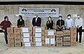 Associação de intercâmbio chinesa doa 10 mil máscaras ao GDF (49810145787).jpg