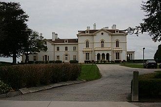 Caroline Schermerhorn Astor - Beechwood, the Astor's cottage in Newport, RI