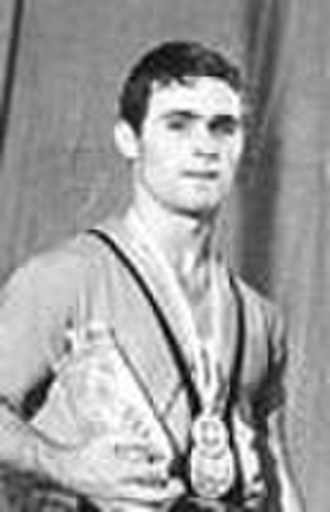 Atanas Kirov - At the 1969 World Weightlifting Championships