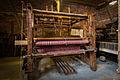 Atelier de tissage Michel Gander métier à tisser manuel XIXe siècle.jpg
