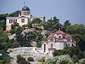 Athens - observatory and church.jpg