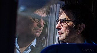 Atom Egoyan - Atom Egoyan in Armenia, April 2017