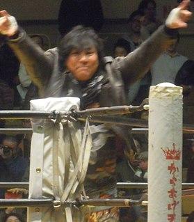 Atsushi Onita Japanese professional wrestler