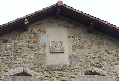 Aubenas, Ardèche, France. Grange du Cheylard. 04.jpg