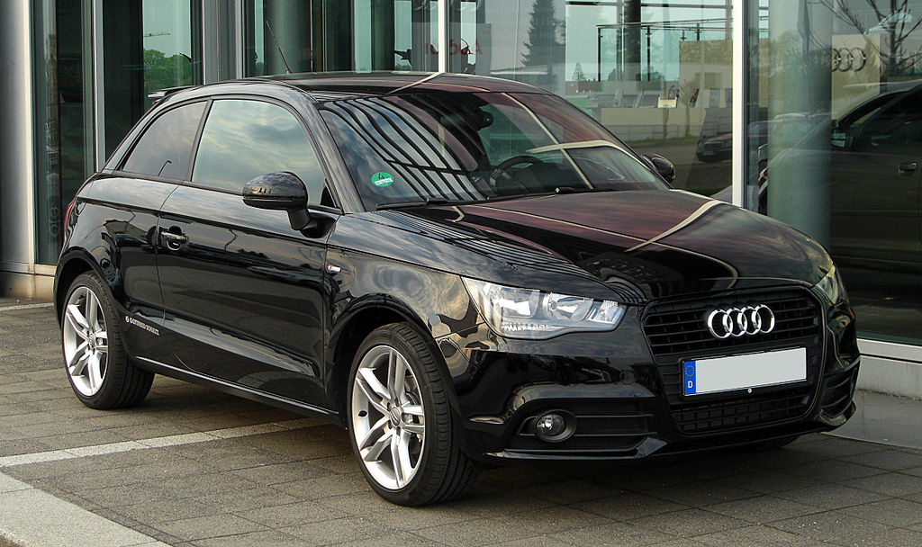 datei audi a1 1 2 tfsi ambition s line frontansicht 14 april 2011 wikipedia. Black Bedroom Furniture Sets. Home Design Ideas