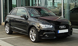 Audi A1 (2010–2014)