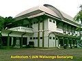 Auditorium 1 IAIN Walisongo Semarang - panoramio.jpg