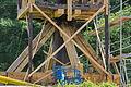 Aufbau der restaurierten Alten Mühle im Hermann-Löns-Park (Hannover) IMG 9303.jpg
