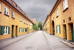 Herrengasse in Augsburg