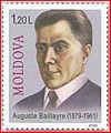 Auguste Baillayre (Stamp of Moldova 2009).JPG