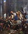 Augustins - Pillage d'une maison dans la giudecca de Venise au Moyen Age - Joseph Nicolas ROBERT-FLEURY - 2004 1 151.jpg