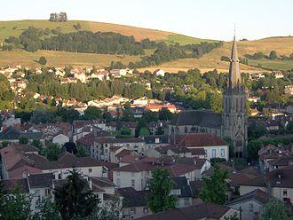 Auvergne - Aurillac