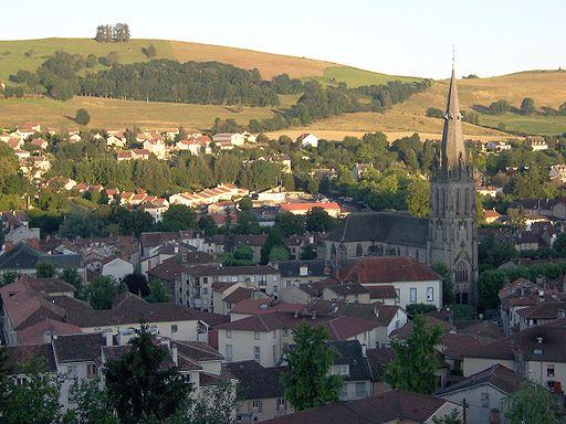 Aurillac QuartierStGeraud