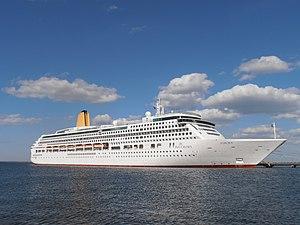 Aurora 2000 IMO 9169524 Tallinn 9 May 2012.JPG