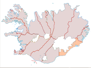 Austur-Skaftafellssýsla County in Eastern Region, Iceland