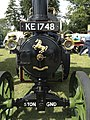 Aveling & Porter traction engine 'Nippy' (15287450488).jpg