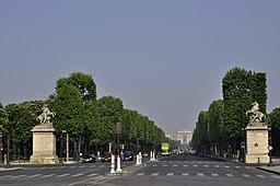 Avenue des Champs-Élysées Paris, France - panoramio