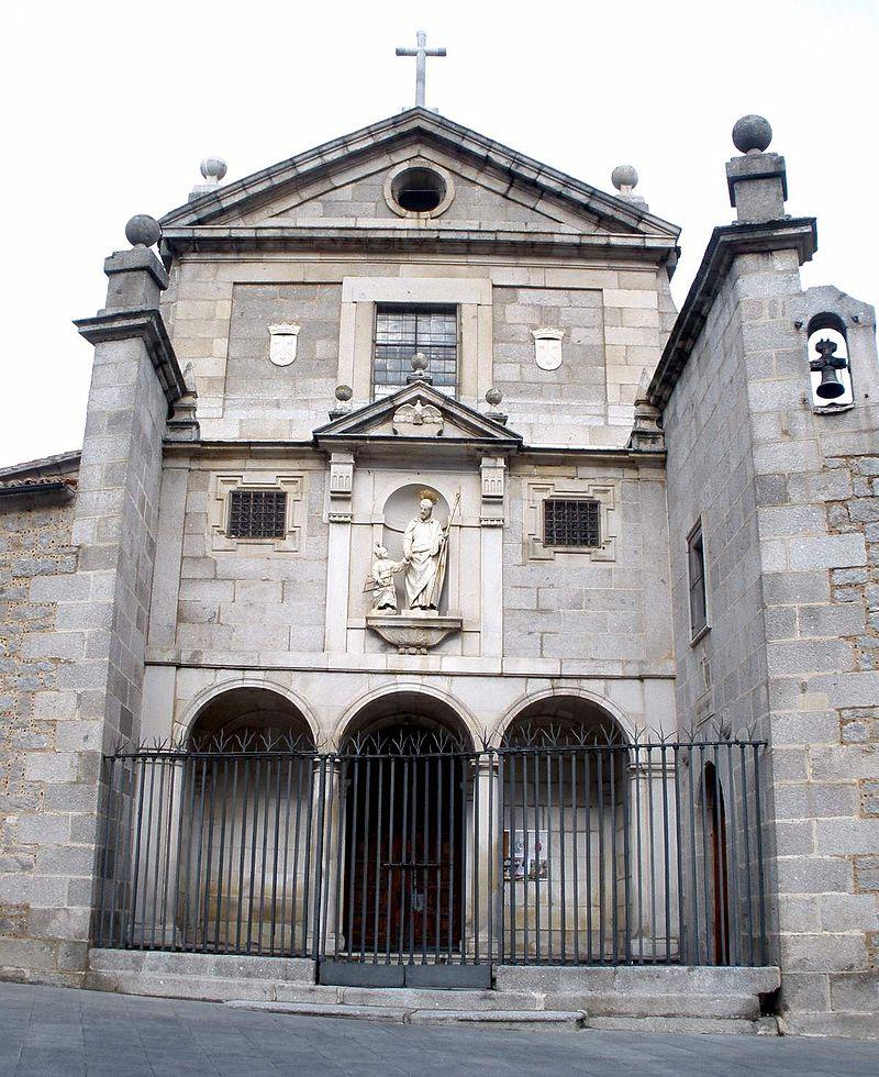 Avila - Convento de San Jose o de las Madres 55.jpg