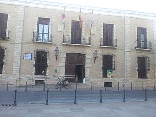 Villarrubia de los Ojos Municipality in Castile-La Mancha, Spain