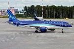 Azerbaijan Airlines, 4K-AZ78, Airbus A320-214 (37040128336).jpg