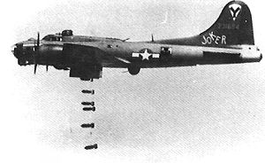 774th Expeditionary Airlift Squadron - Image: B 17G 42 31684 Joker 774th Bomb Squadron