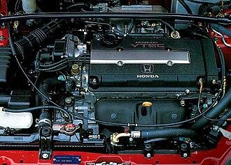 Honda B engine - B16A engine