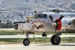 B25 Mitchell - Chino Airshow 2014 (15102490179).jpg