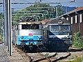 BB 25241 et BB 67219 au repos à Annemasse (juin 2007).JPG