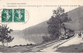 Image illustrative de l'article Tramway de Remiremont à Gérardmer