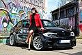 BMW 1M Akrapovic (8647347871).jpg