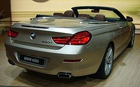 BMW 6 Series Convertible (rear).jpg