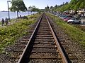 BNSF Tracks, White Rock BC - panoramio.jpg