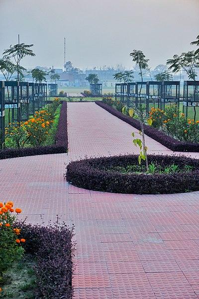 File:B L Agro Ltd Park Parsakhera Bareilly.jpg