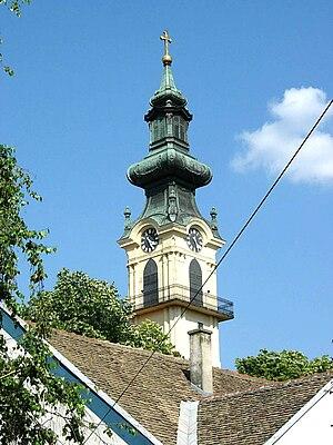 Bački Petrovac - Evangelical Church in Bački Petrovac