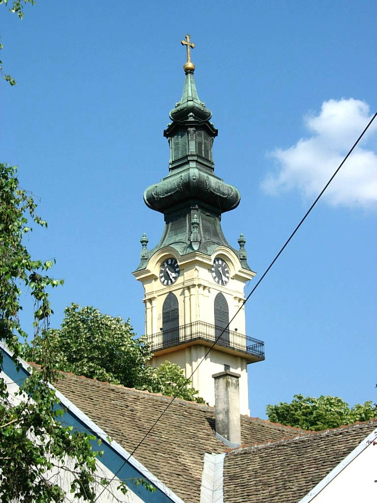 Bački Petrovac, Evangelical Church