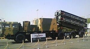 Nuclear triad - Babur Cruise Missile System